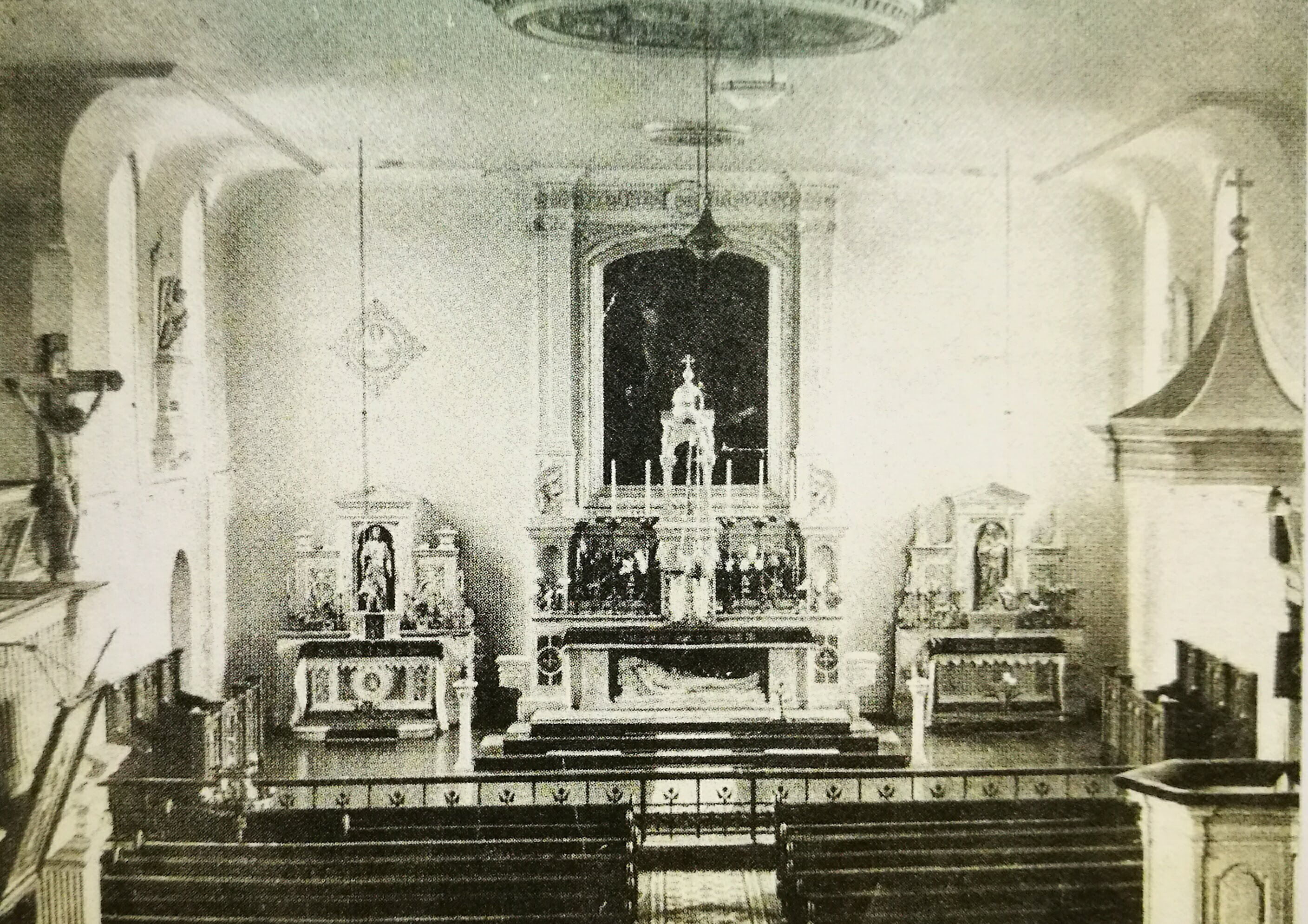 Image source: Walsh, Fr. T., 'In the Tradition of St. Finbarr', (Cork: Guy &Co, 1951).