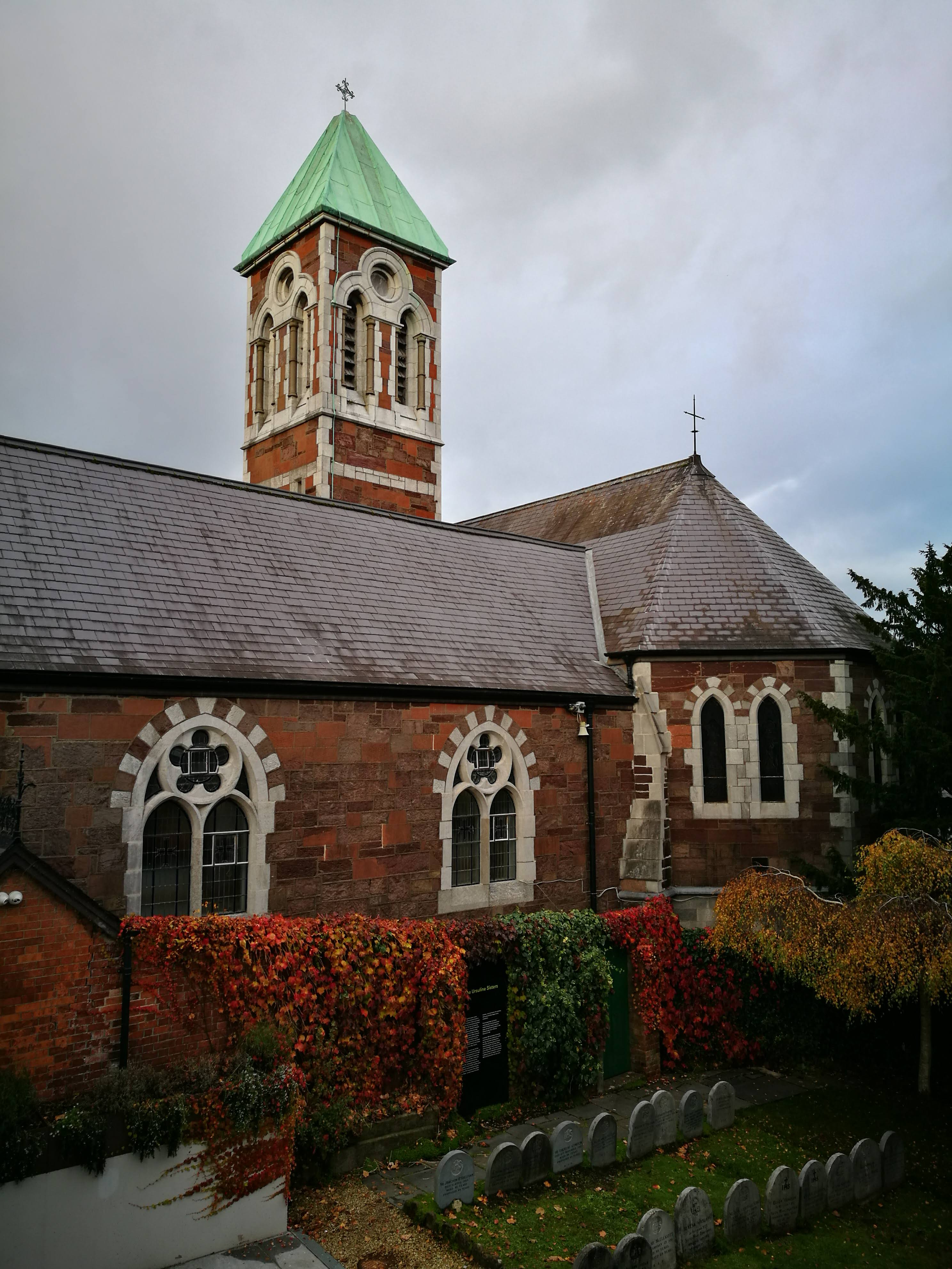 South Presentation Convent Chapel Exterior