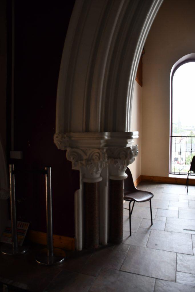 Mercy Convent, Present Chapel Interior Detail 2019