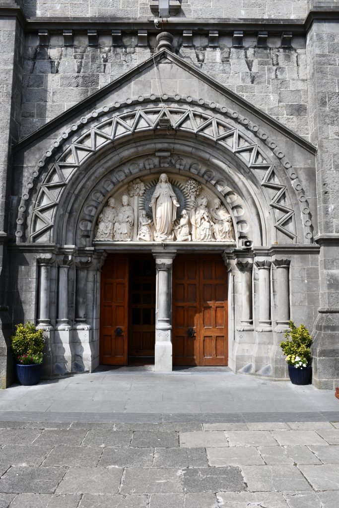 Sligo Cathedral Main Portal
