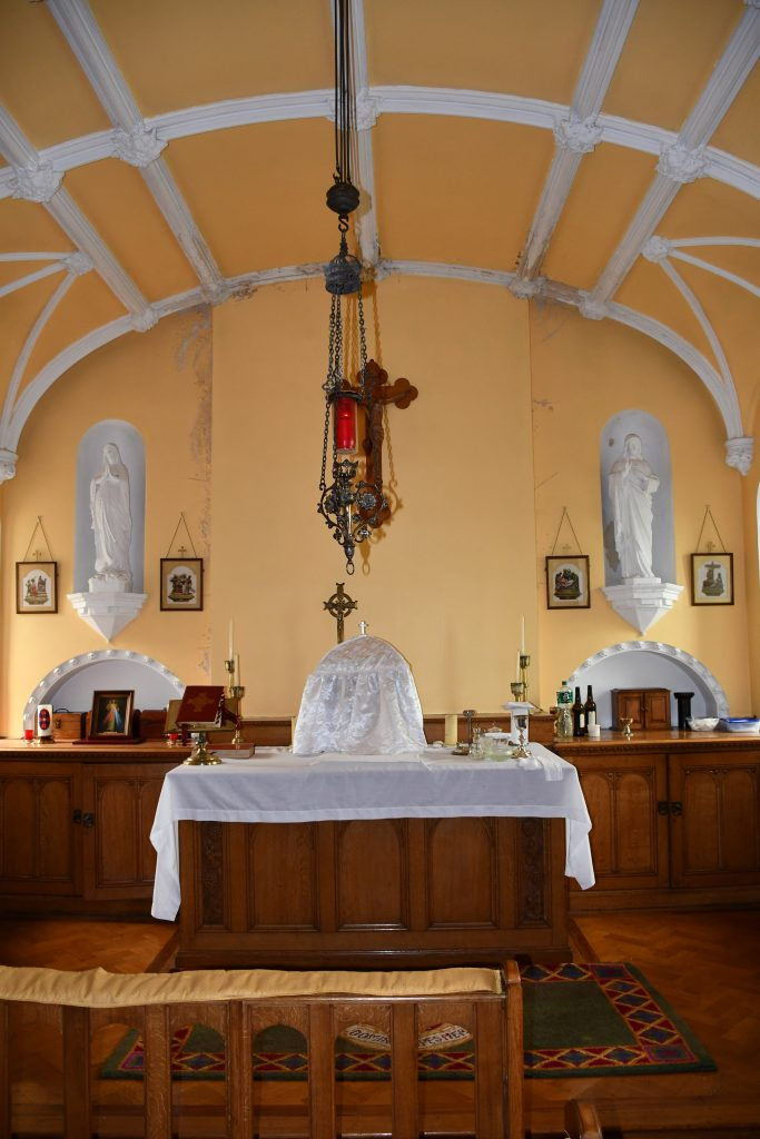 The Chapel in the Bishop's Residence